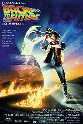 Back to the Future, Director Robert Zemeckis