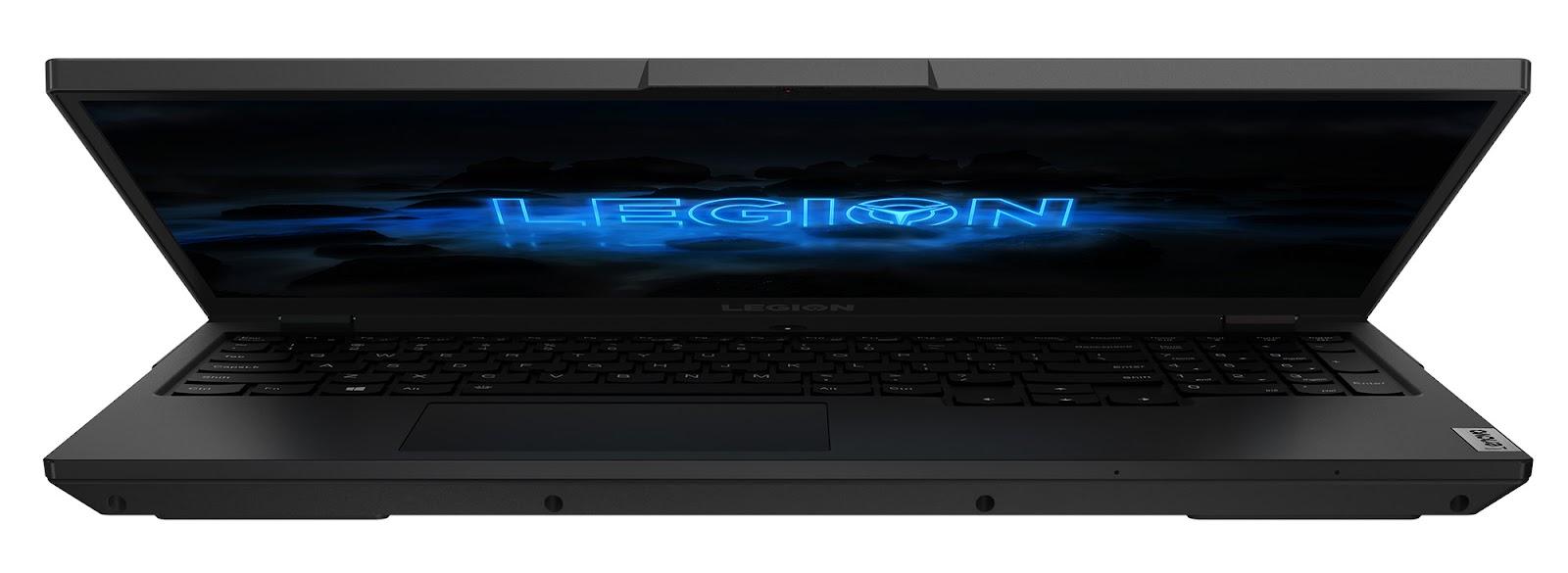 Фото 1. Ноутбук Lenovo Legion 5 15IMH05 Phantom Black (82AU00BDRE)