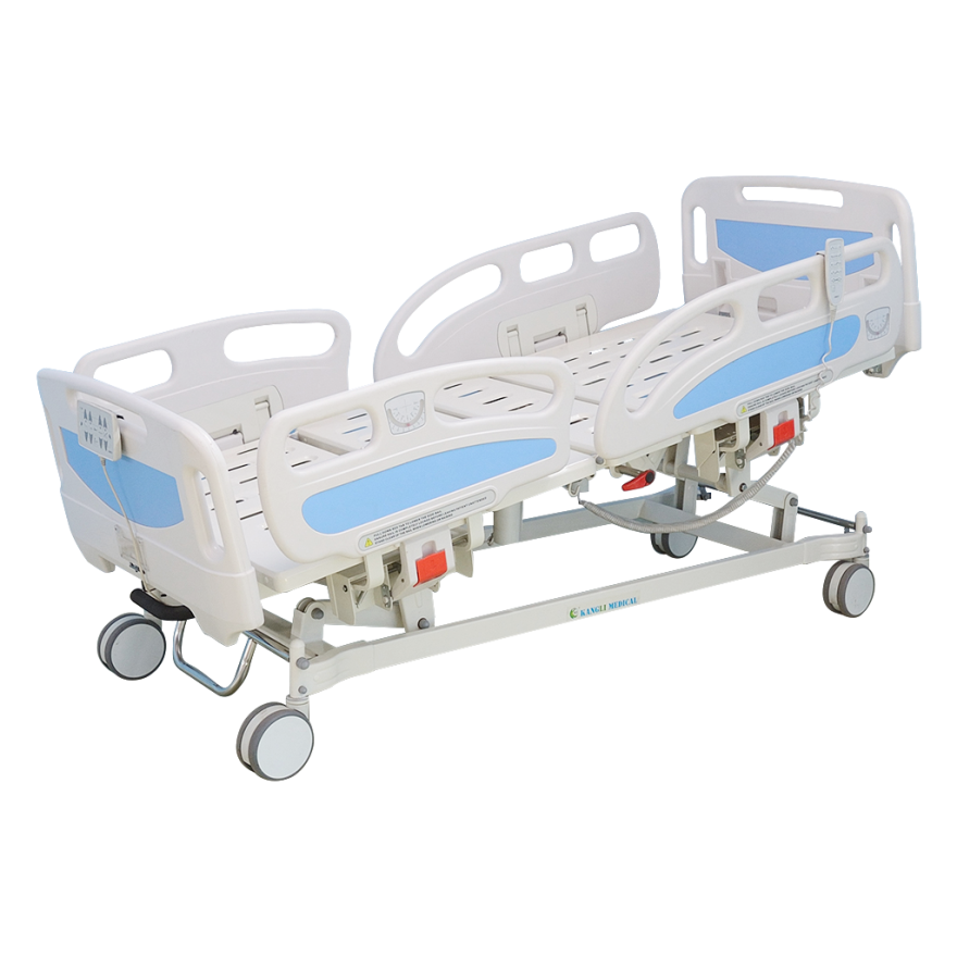 icu bed trendelenburg