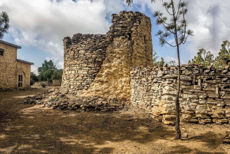 Ruins of Fort Munro DG Khan Pakistan