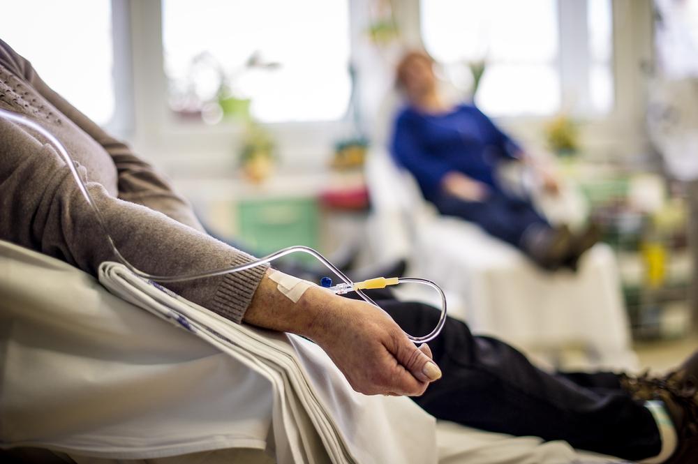Pacientes com diversos tipos de câncer se afastaram dos tratamentos durante a pandemia. (Fonte: Shutterstock)