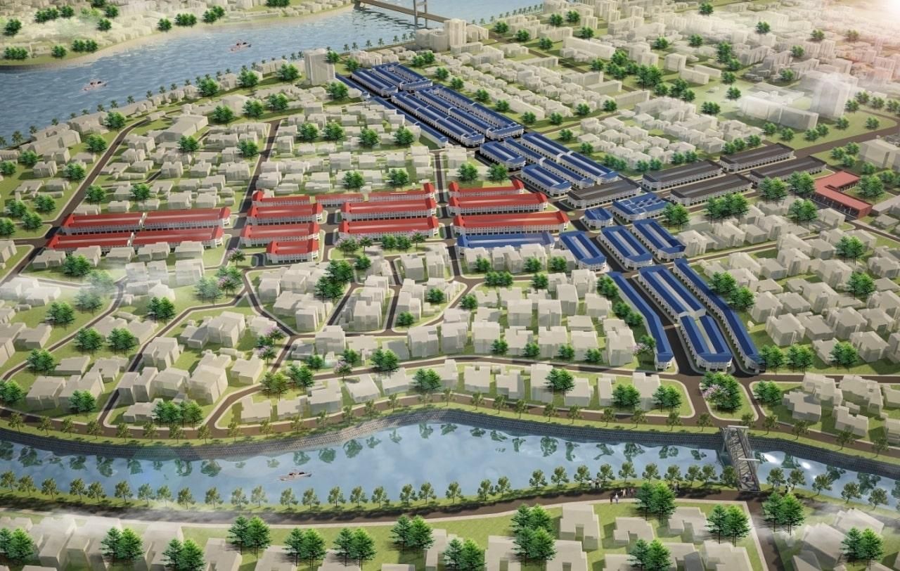 Dự án của Hưng Thịnh đáp ứng về nhu cầu nhà ở cho cư dân Bà Rịa Vũng Tàu