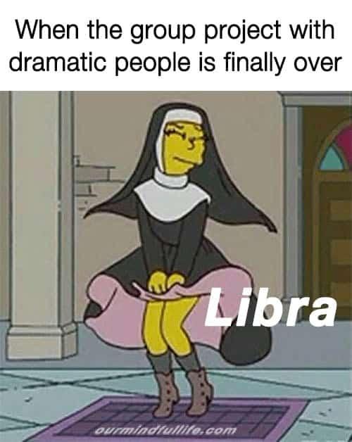 Libra Memes (5+ List)