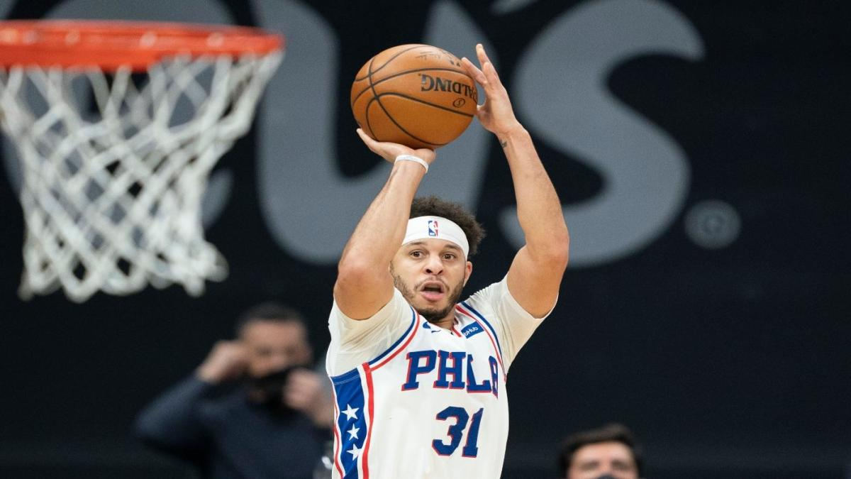 76ers Awards : Seth Curry, Marksman of the Year
