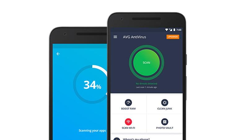 AVG Antivirus Free لنظام Android