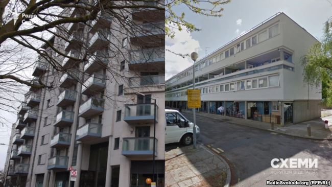 Квартири Романа Насірова у Лондоні
