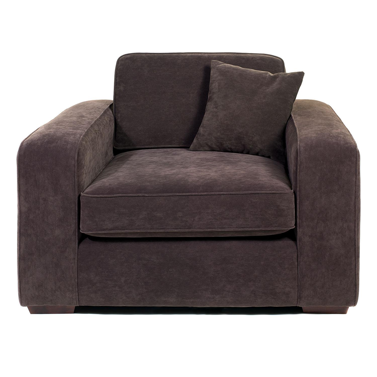 A brown leather chair  Description automatically generated with low confidence