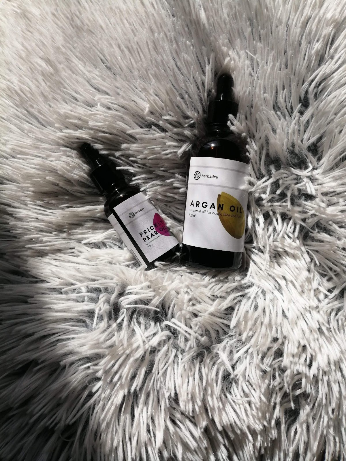 Recenze Herbatica.cz: 100% arganový olej
