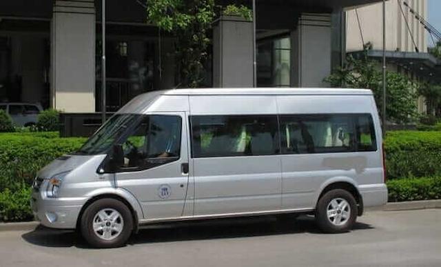 Huỳnh Gia cho thuê xe 16 chỗ đạt chuẩn chất lượng cao