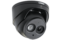 LNE8950AB 4K security camera weather ratings