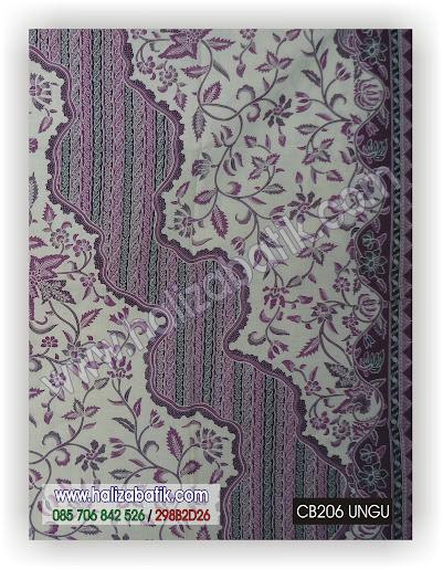 Gambar Batik, Grosir Batik Pekalongan, Baju Online Murah, CB206 UNGU