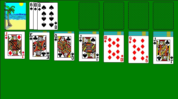 online solitaire game