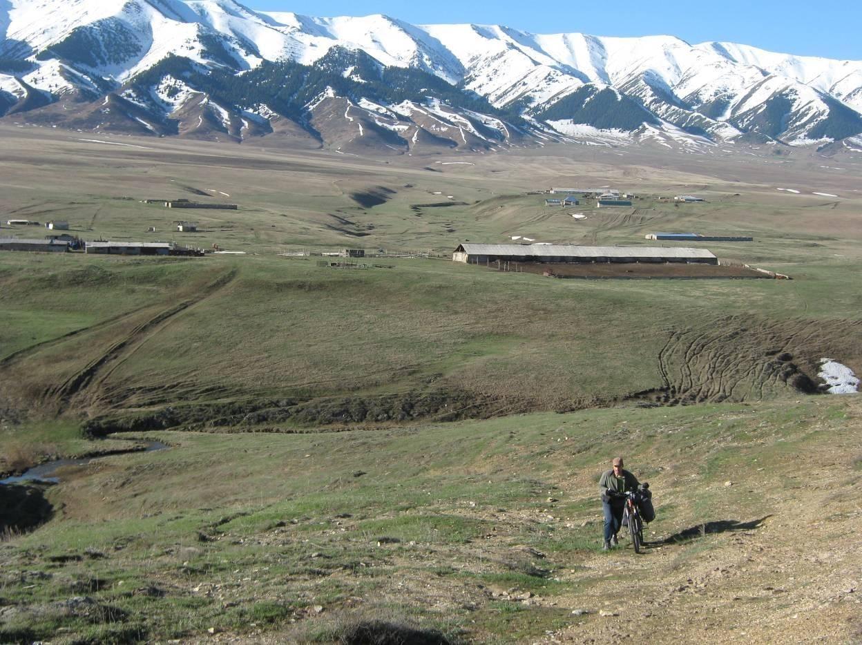 Отчет о прохождении велосипедного туристского спортивного маршрута четвѐртой (4) категории сложности по территории Восточного Казахстана