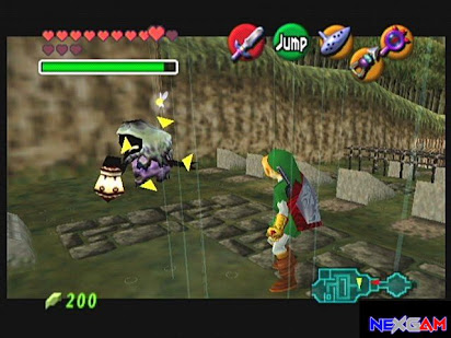 Legend of zelda ocarina of time rom download for android