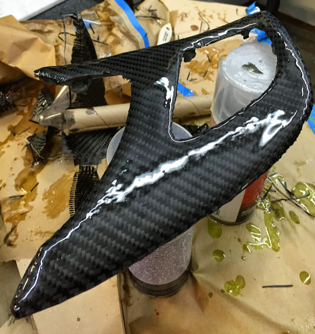 Diy Carbon Fiber Trim Wrapping Skinning