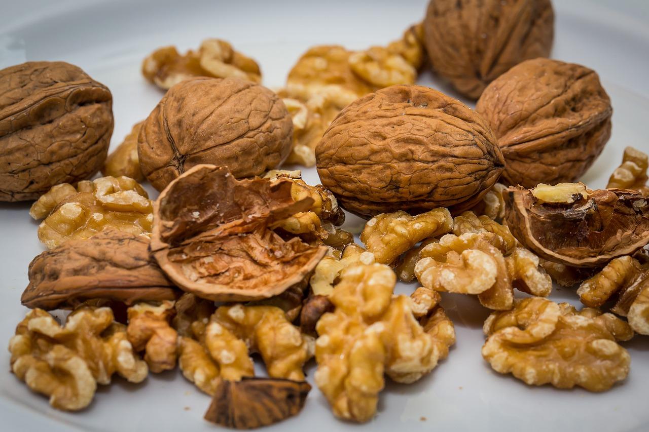 kreeka pähkli koored