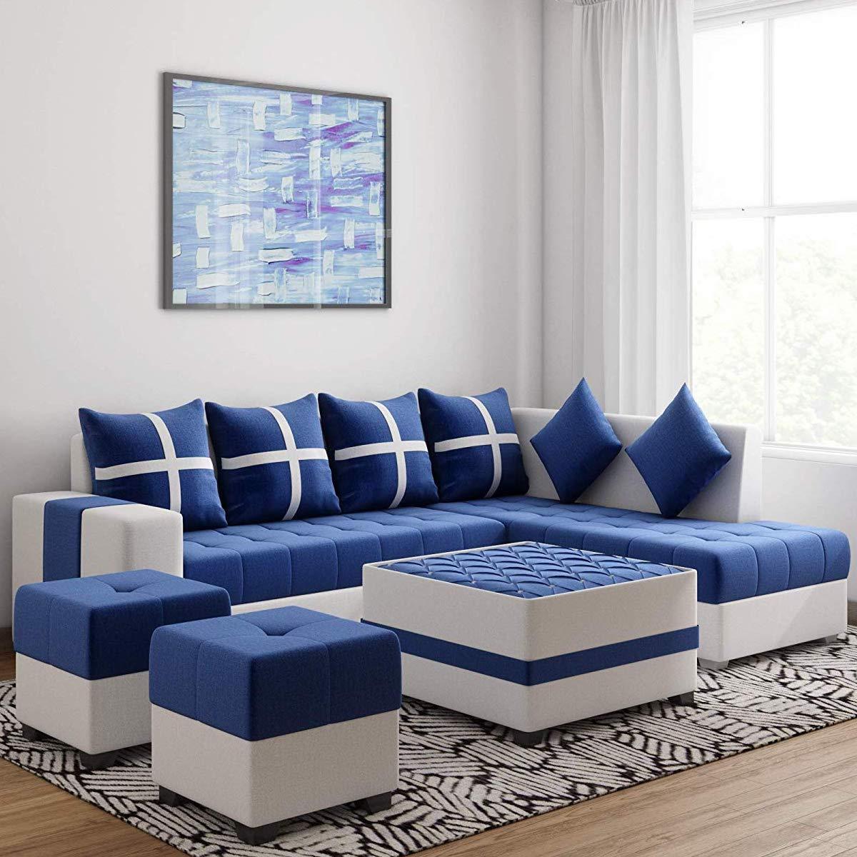Torque Jamestown L Shape Best Sofa Sets