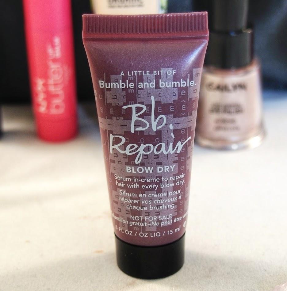 Bumble and Bumble: Repair Blow Dry