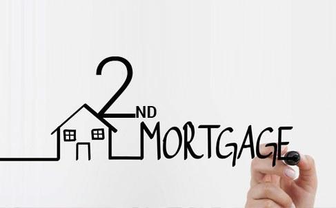 Image result for second mortgage