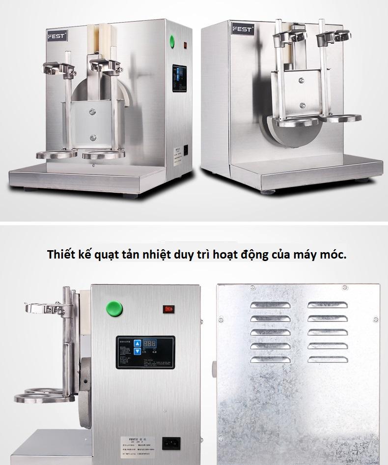 Những dụng cụ máy móc cần thiết để mở quán kinh doanh trà sữa - ảnh 6