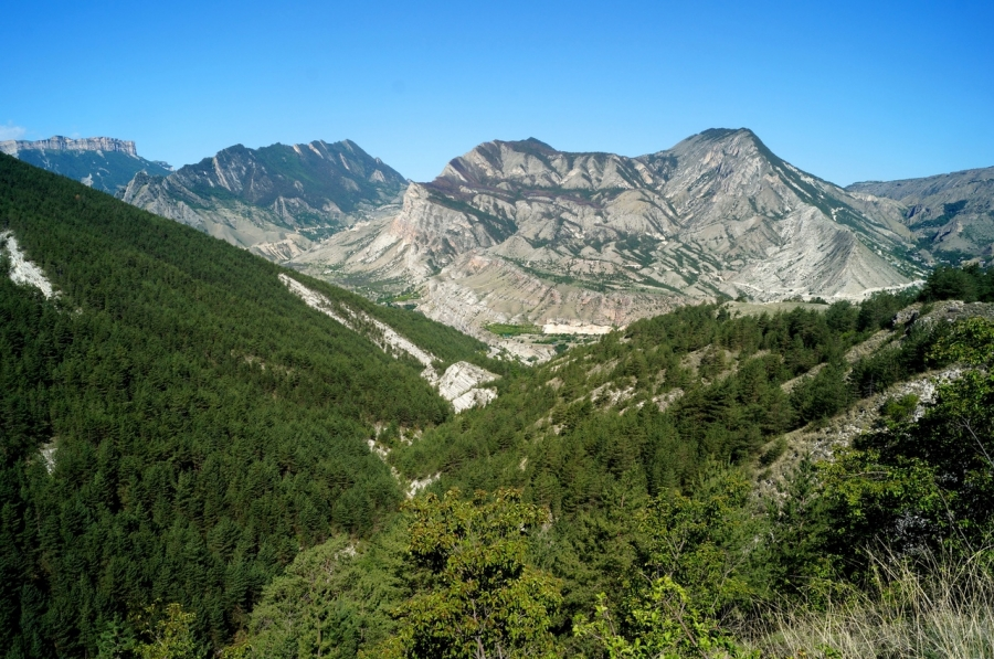 Двенадцатидневное автомобильное путешествие по южному региону Европейской части России, Центральному и Восточному Кавказу