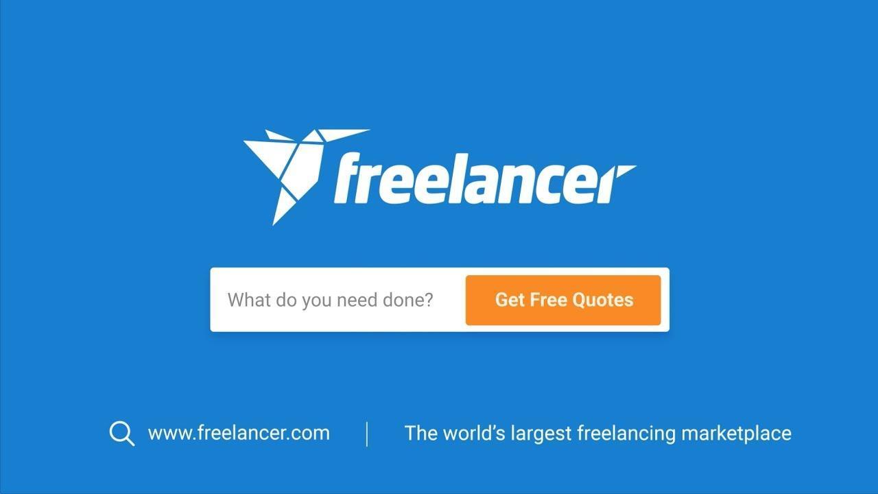 GET IT DONE on Freelancer.com - YouTube