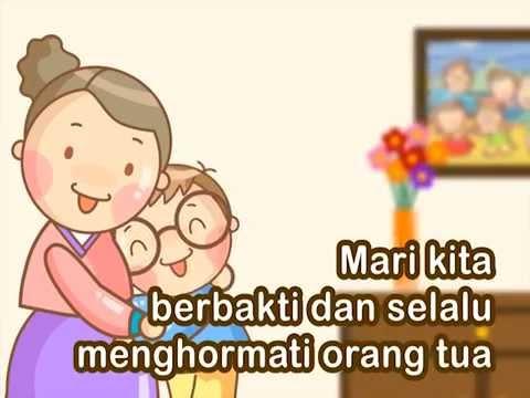 Hasil gambar untuk hormati orang tua