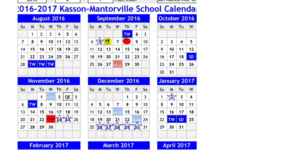 Year Calendar Google Sheets : Final amended  school year calendar google sheets
