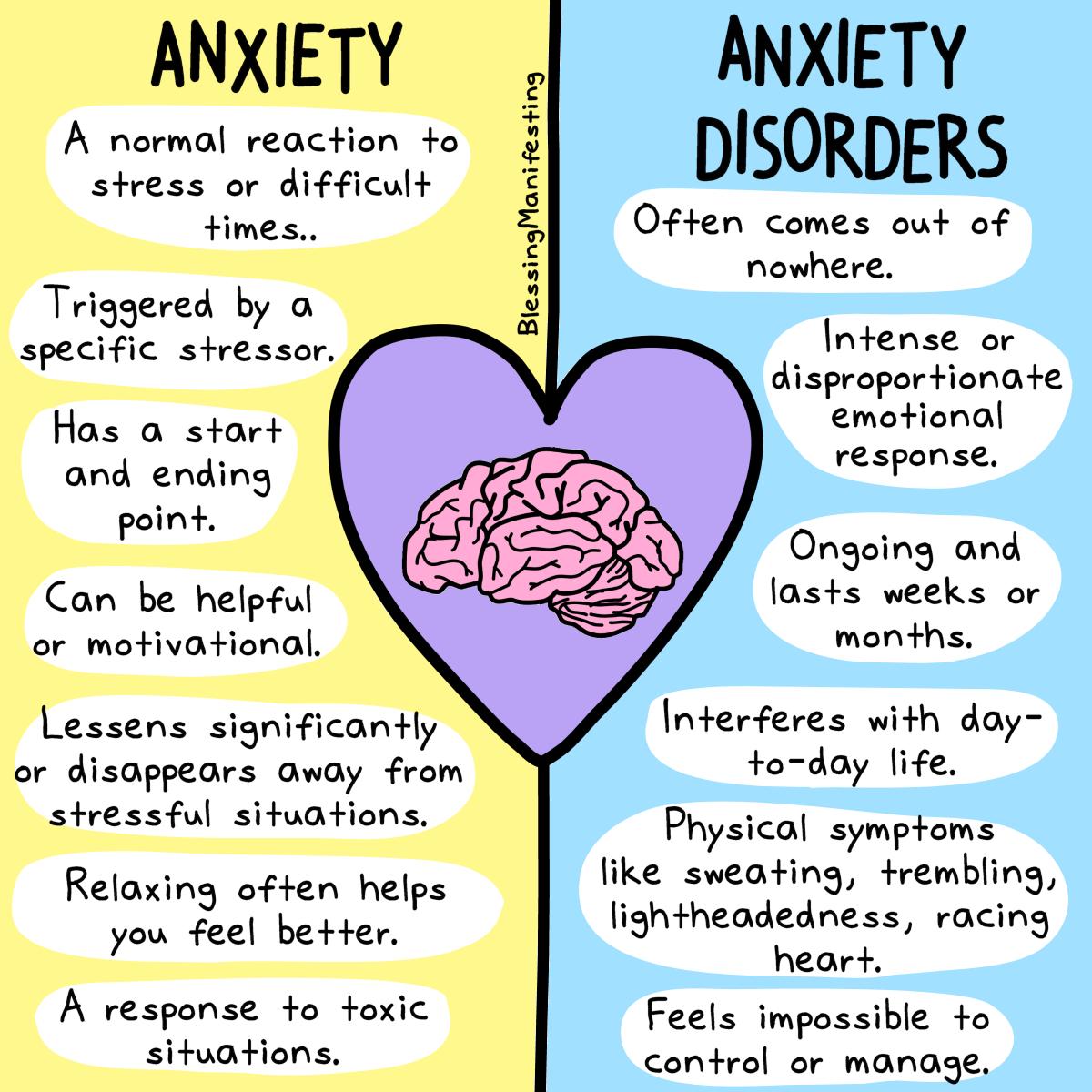 8 Ways to Beat Anxiety