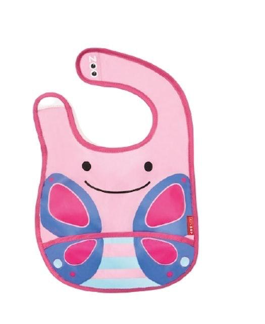 1. SKIP HOP ผ้ากันเปื้อน Zoo Bib Butterfly Style ลายผีเสื้อ