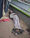 Rivers State Task Force Tortures And Kill A Mallam At Presidential Arena. .