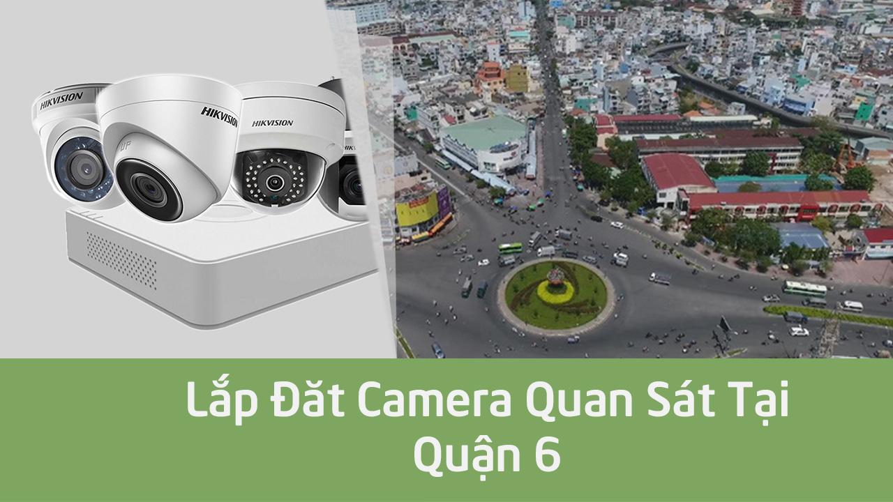 Lắp đặt camera quận 6 cho văn phòng giúp bạn tiết kiệm chi phí thuê nhân viên quản lý