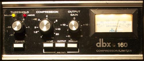 dbx 160 Shootout review - Analog vs UAD vs Waves vs Stillwell Audio