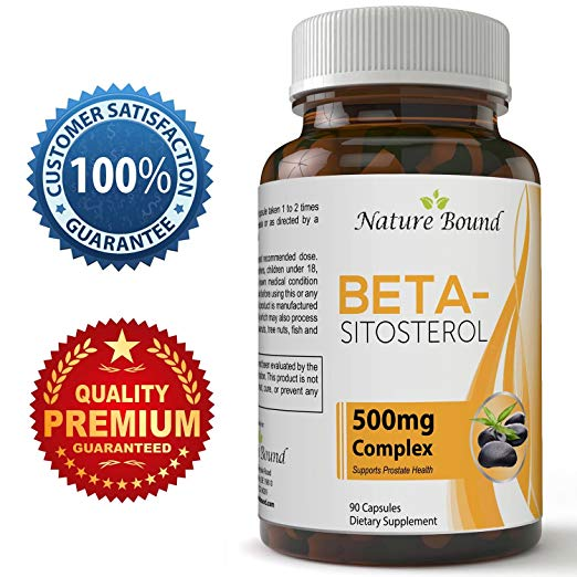image of Nature Bound prostate supplement