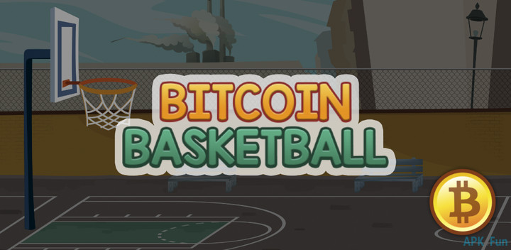 Bitcoin Basketball Android game