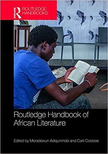 Image result for routledge handbook of african literature