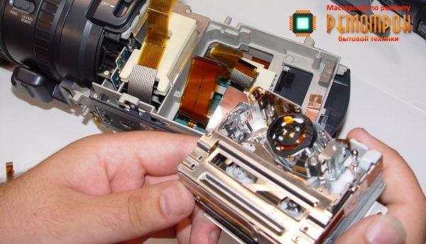 Мастерская ремонту видеокамер