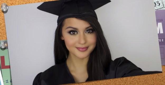 How to Do Natural Makeup | Graduation Makeup Tutorials by http://www.makeuptutorials.com/makeup-tutorials-graduation-beauty-ideas