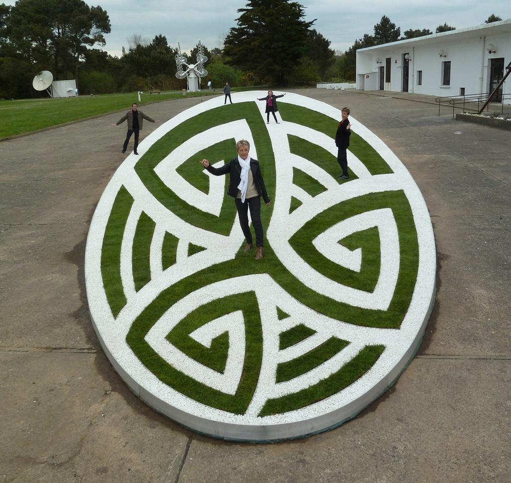 Francois Abélanet, French Artist, Optical Illusions, Nature, Best French Public Event in 2013