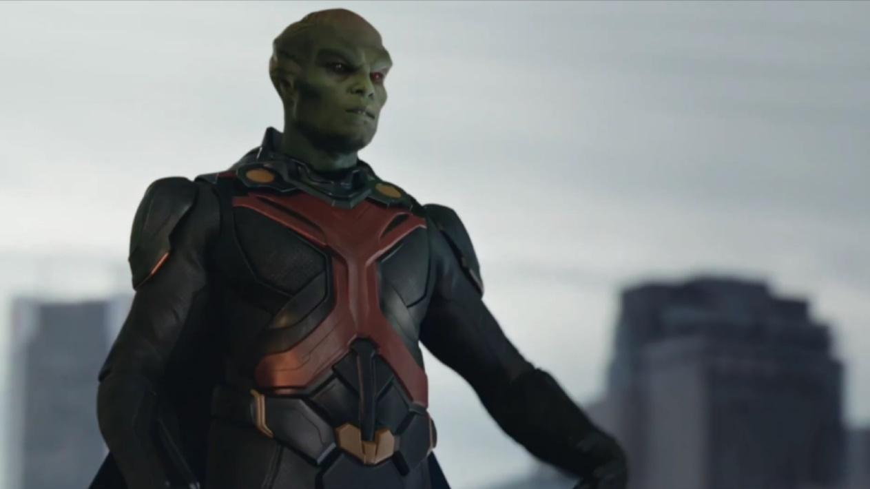 Martian Manhunter suit I | Crisis on Infinite Earths Wiki | Fandom