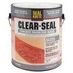 seal krete gloss concrete sealer