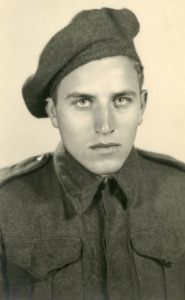 Ray, Dutch Army, 1945