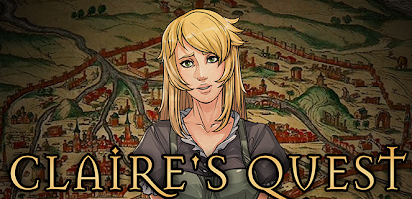 Claire's Quest Walkthrough Optimization and Extras