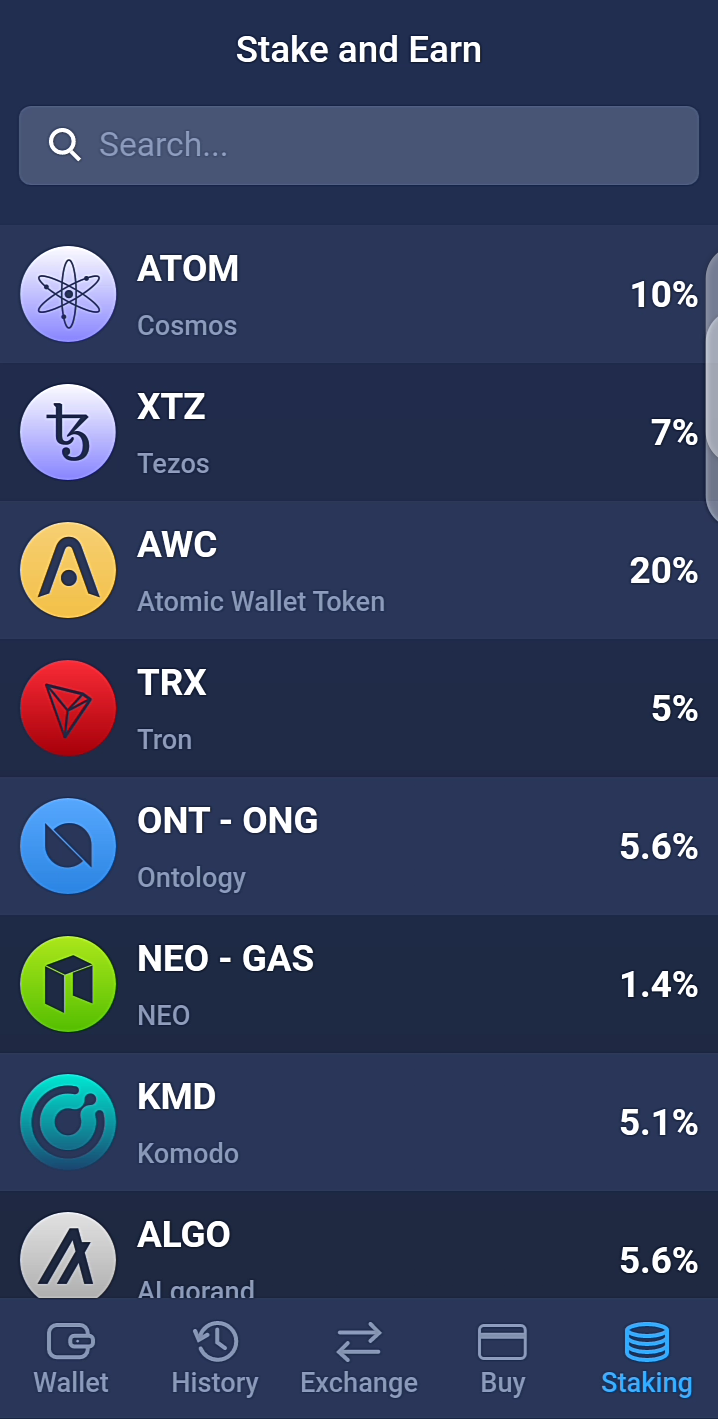 Atomic Wallet review by CoinMantra