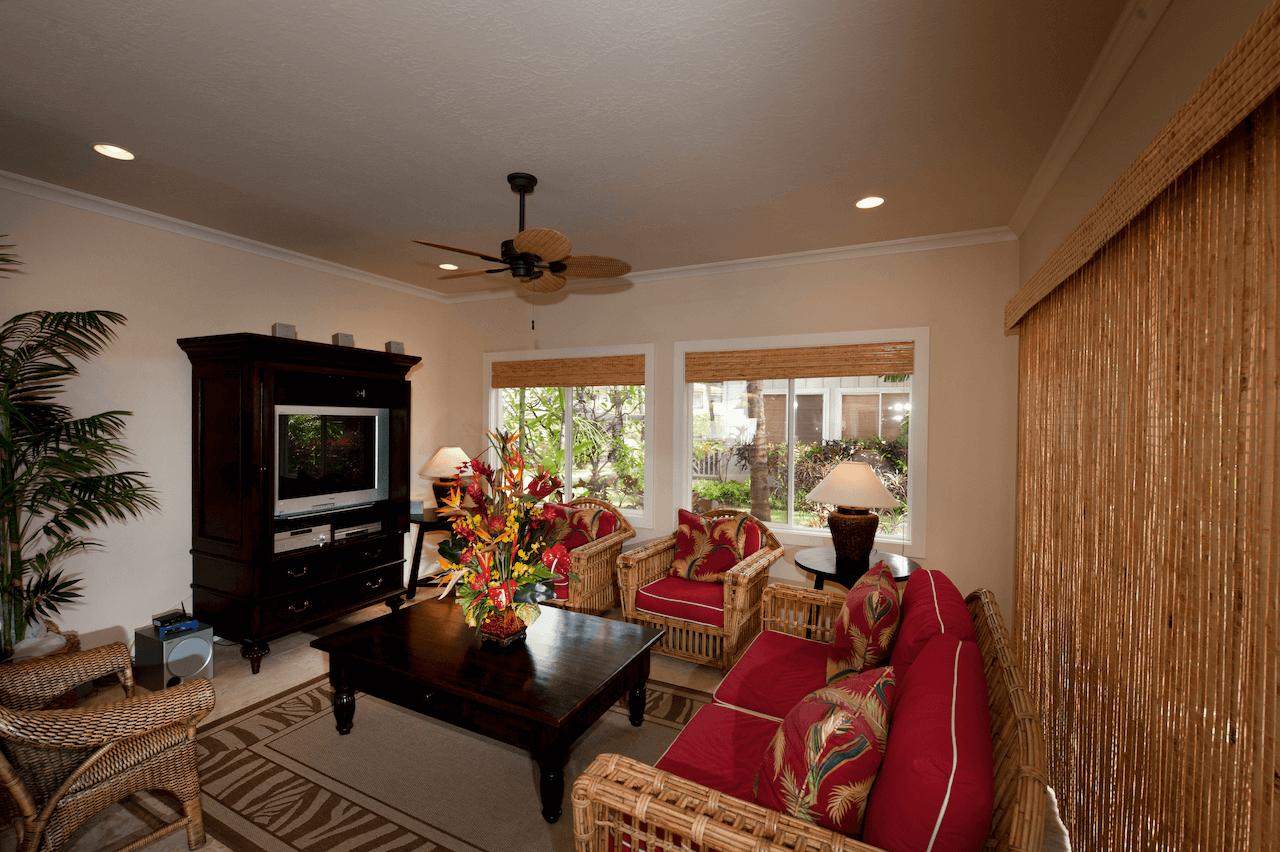 family villas in hawaii