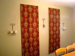hidden art of homemaking dining room tapestries
