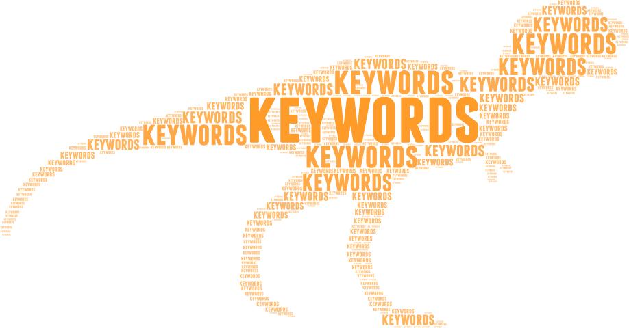 Не використовуйте велику кількість ключових слів на сайті