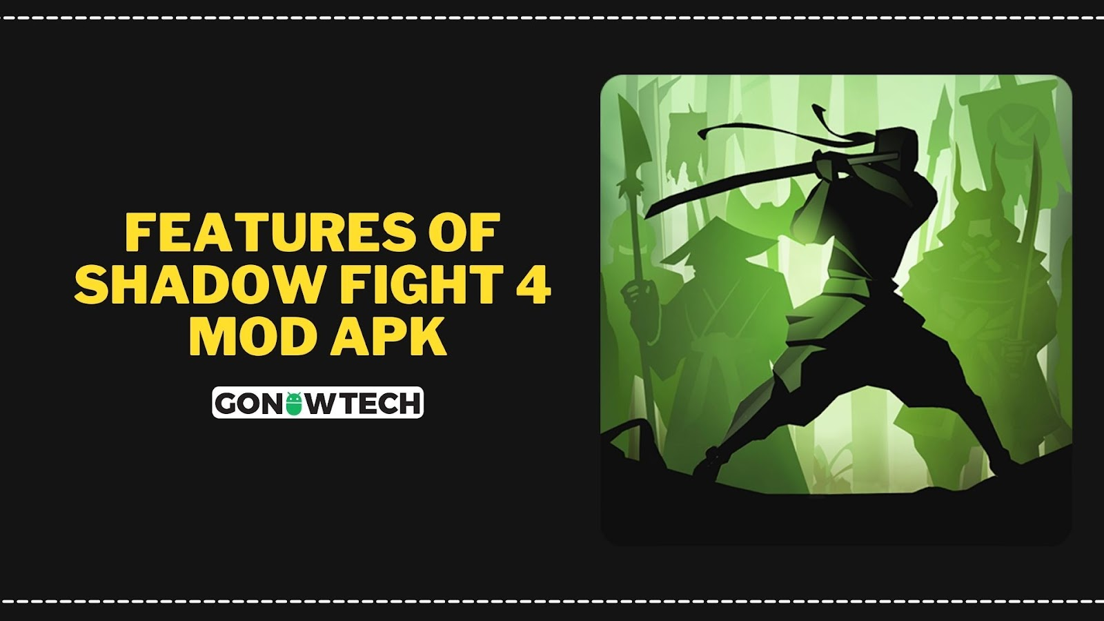 Shadow Fight 4 Mod APK