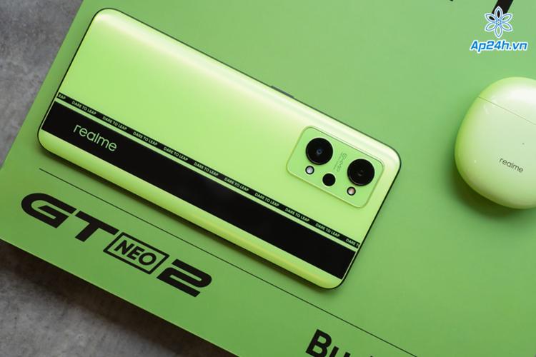 Concept điện thoại thông minh Realme GT Neo 2