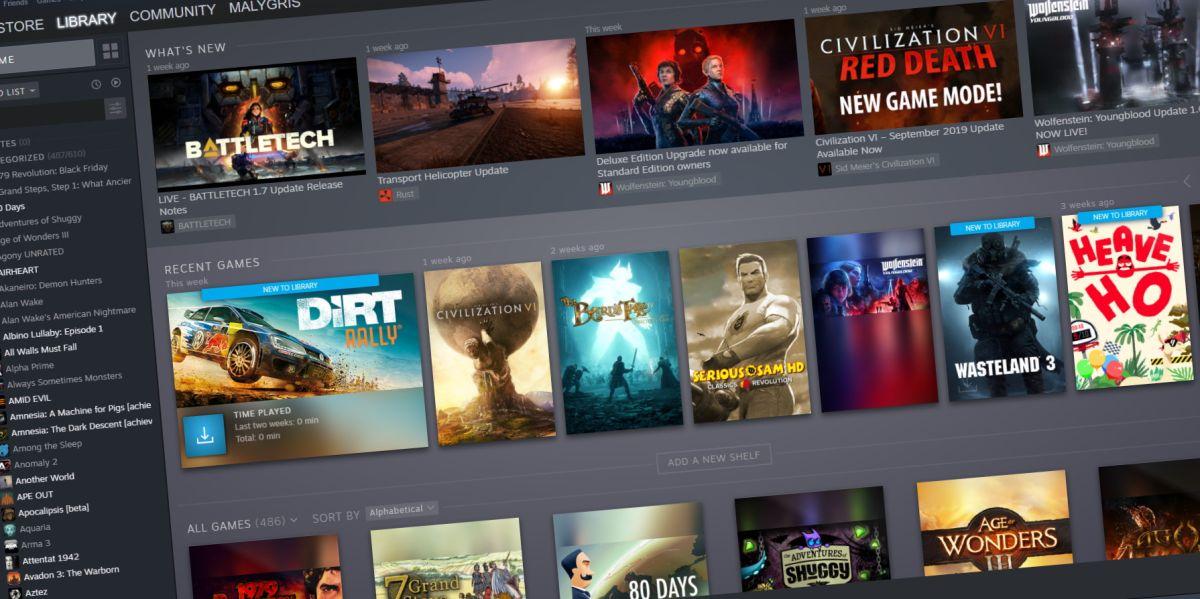 ข่าวใหญ่สะเทือนวงการ Steam ประกาศอัพเดทครั้งใหญ่หลังมีอายุครบ 18 ปี1